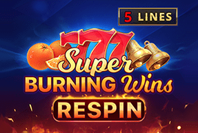 Super Burning Wins: Respin